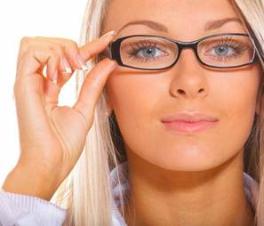 Вредно ли носить очки?