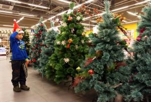 Вредны ли искусственные елки?