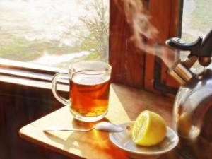 Вреден ли горячий чай?