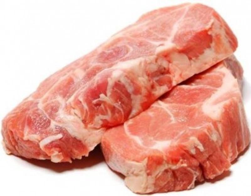 Крымские пограничники остановили 15 тонн свинины, прибывшей с Украины