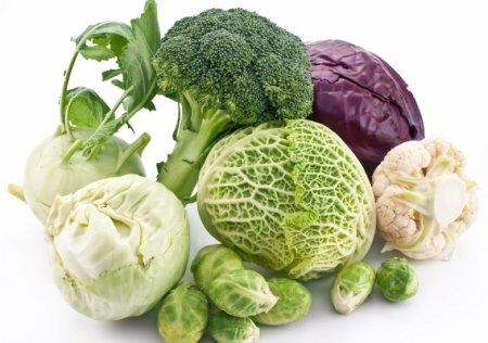 какие овощи можно при повышенном холестерине