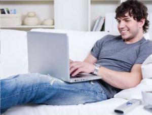 Вредно ли держать ноутбук на коленях или животе?